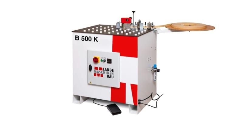 B500K Lange Kantenanleimmaschine Slider