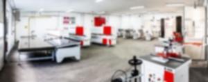showroom lange maschinenbau